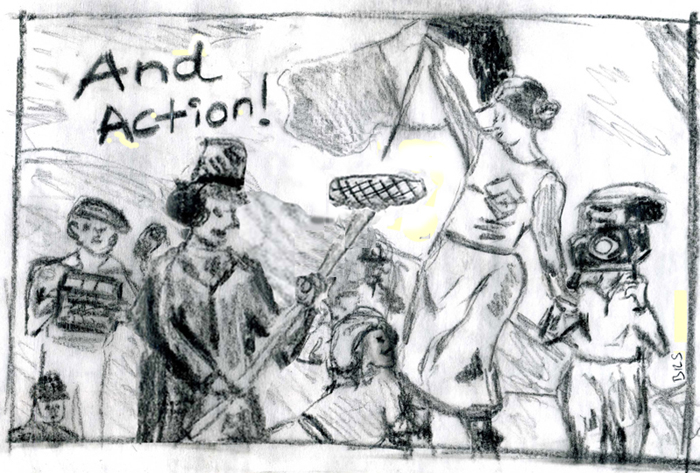 And Action! (c) BRS