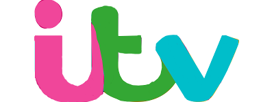an neropa-coloured ITV logo