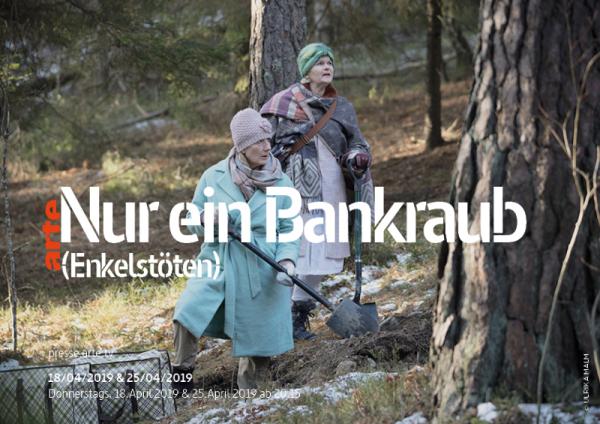 Szenenphoto NUR EIN BANKRAUB / ENKELSTÖTEN. arte tv