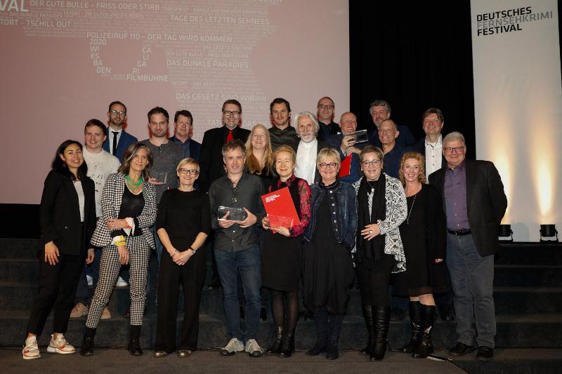 Deutsches Fernseh Krimi Festival - Jurys und Preisträger*innen