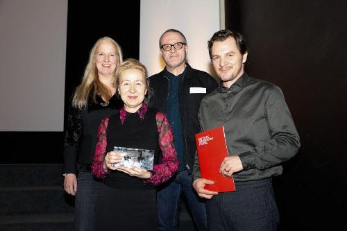 Spezialpreis Beste Regie: Petra K. Wagner (Tatort: Die Guten und die Bösen) mit Jury