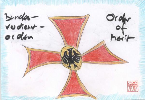 Bundesverdienstorden / Order of Merit, Germany